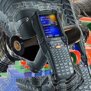 Mobilní datové terminály