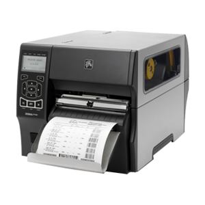 Termotransferové tiskárny etiket a čárového kódu