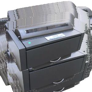 Výkonné jehličkové tiskárny