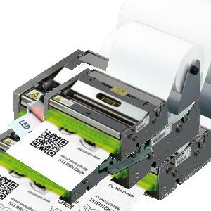 Kioskové tiskárny pro šířku média do 220mm (A4)