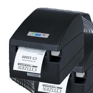 """Pokladní tiskárny účtenek pro šířku média do 112mm (4"""")"""
