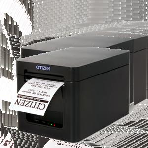 """Pokladní tiskárny účtenek pro šířku média do 60mm (2"""")"""