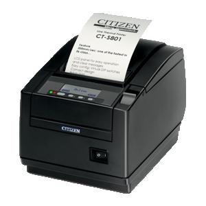 """Pokladní tiskárny účtenek pro šířku média do 80mm (3"""")"""