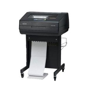 Výkonné řádkové a jehličkové tiskárny - kontinuální